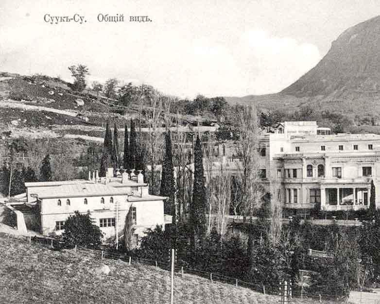 резиденция местопребывание советского руководства